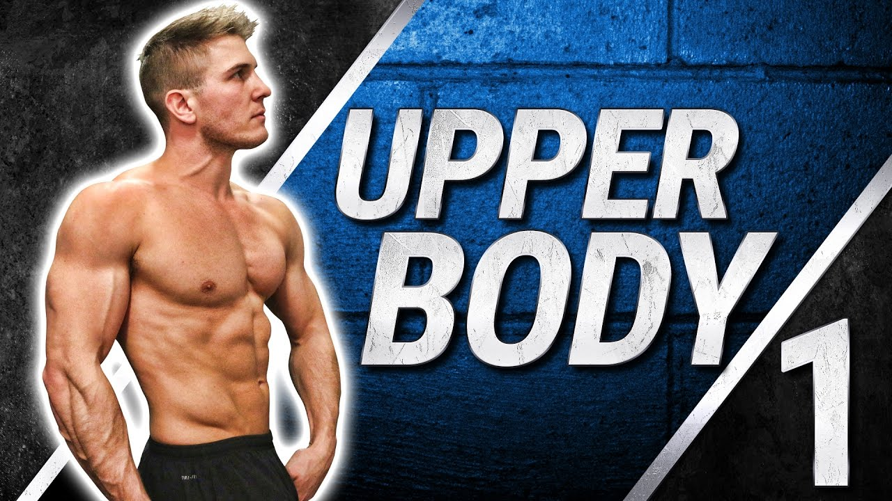 Ripped Upper Body In 20 minutes! FULL WORKOUT | CHEST, BACK, SHOULDERS & ARMS | HOME EDITION