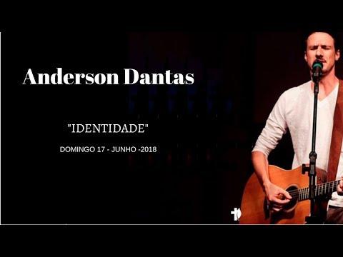 COMUNIDADE RESTAURAÇÃO - Pr Anderson Dantas - Identidade