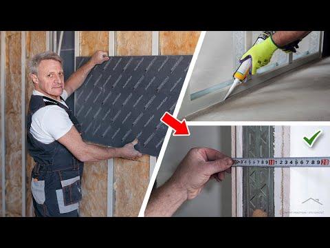 Эффективная шумоизоляция стен в квартире. Быстро, просто, надежно! photo