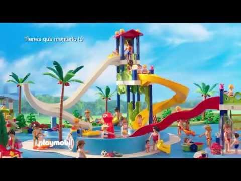 PLAYMOBIL – Parque Acuático (español)