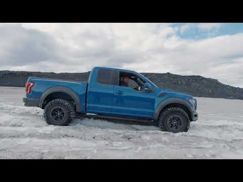 Raptor Stuck In The Snow in Iceland -- /DRIVE ON NBC SPORTS