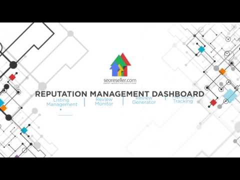 All-In-One White Label Reputation Management Dashboard - SEOReseller.com