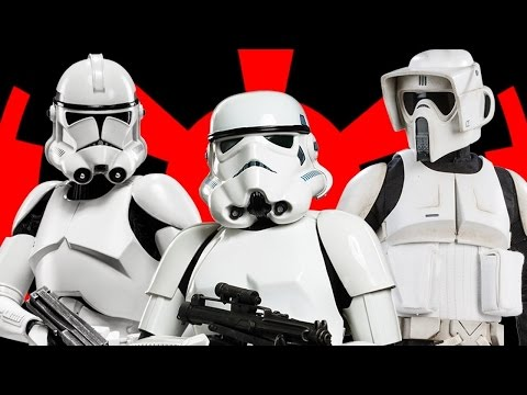 Our Favorite Star Wars Troopers of All Time - Up At Noon Live!
