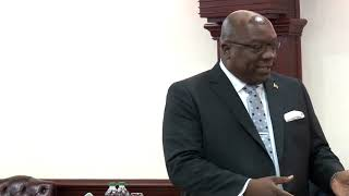 Statements by Prime Minister Dr  the Hon  Timothy Harris  in Parliament on   Tuesday, 30th July, 201