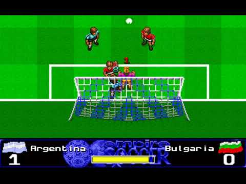 Empire Soccer 94 (Graftgold) (MS-DOS) [1994] [PC Longplay]