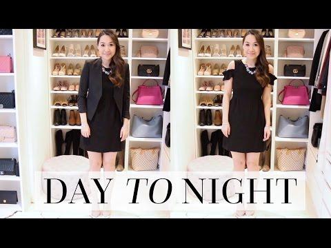 5 Key Versatile Pieces | Day to Night Dressing