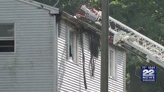 Springfield apartment fire leaves 25 residents homeless