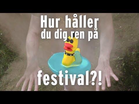 Gör din egen, portabla dusch  | Festivaltips