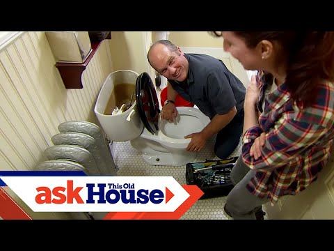 How to Repair a Cast-Iron Toilet Flange   Ask This Old House - UCUtWNBWbFL9We-cdXkiAuJA