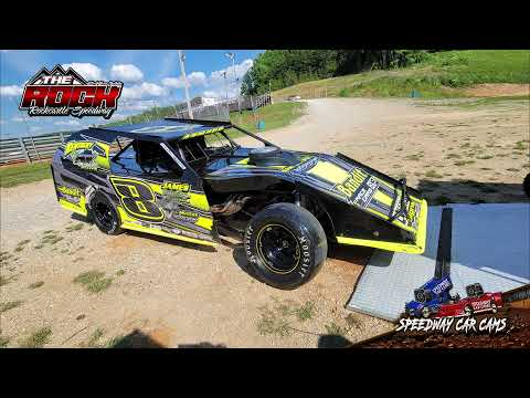 #8 TJ Armour  - Open Wheel Modified - 6-5-21 Rockcastle Speedway - dirt track racing video image