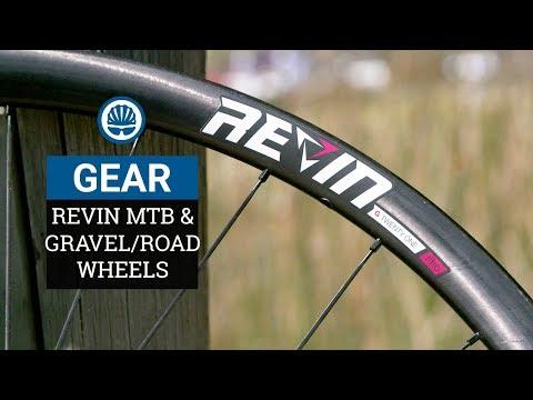 Revin Cycling 2018 - G21 Gravel/Road & E-Series MTB Wheels