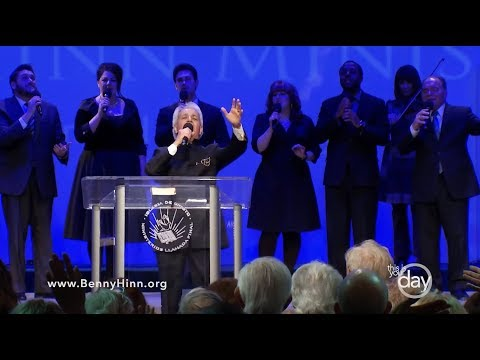 Entering the Healing Presence of God - A special sermon from Benny Hinn