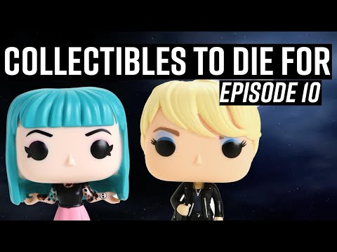 Collectibles To Die For 10 | Hot Topic - UCTEq5A8x1dZwt5SEYEN58Uw