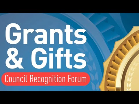 Delaware State University Grants & **** Council Annual Recognition Event