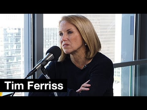 Katie Couric on her most memorable interview | The Tim Ferriss Show