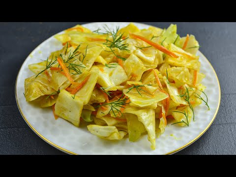Капуста по-корейски! Дорогой салат за копейки, Иван на кухне готовит!