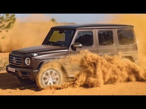 Mercedes G-Class (2019) FIRST LOOK