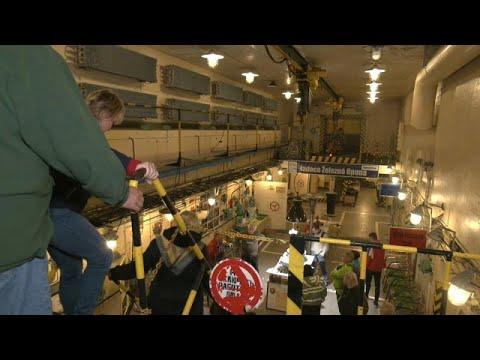 Depósito nuclear Javor 51 aberto ao público