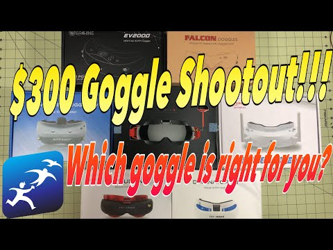$300 FPV Goggles Shootout! - What are the best FPV Goggles? (To Me) - UCzuKp01-3GrlkohHo664aoA