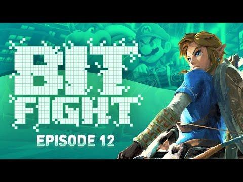 When Zelda: Breath of the Wild Meets Mario Kart - BIT FIGHT #12 - UCKy1dAqELo0zrOtPkf0eTMw