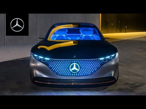 Mercedes-Benz & NVIDIA: Joint Announcement