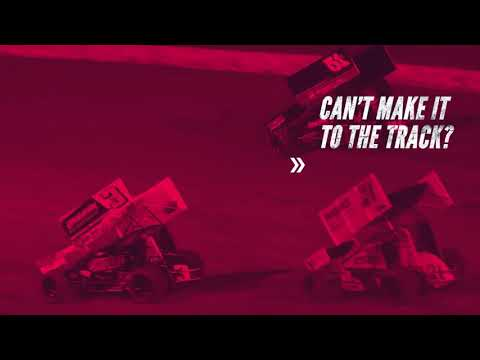Lucas Oil ASCS Fall Brawl at I 80 Speedway 2021 - dirt track racing video image