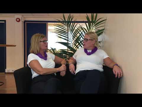10 spørsmål med Mona og Janie