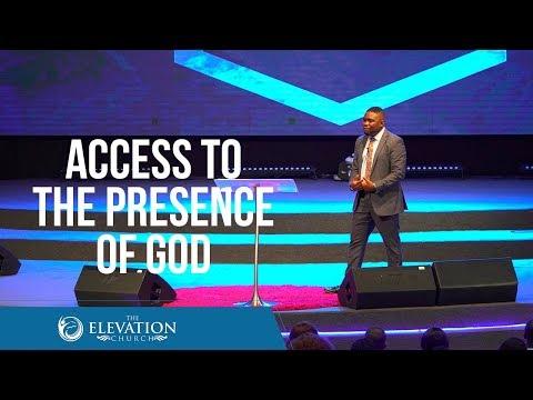 How Do I Gain Access to God's Presence?  Pastor Tunji Iyiola