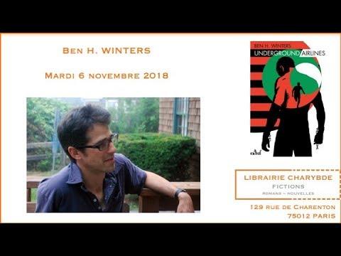 Vidéo de Ben H. Winters