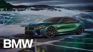 BMW Concept M8 Gran Coupé.