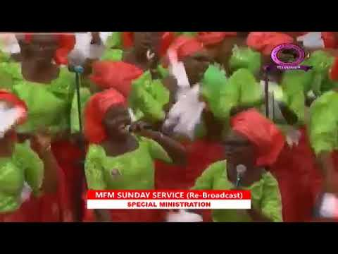 HAUSA MFM SPECIAL SUNDAY SERVICE JULY 12TH 2020 MINISTERING: DR D.K. OLUKOYA(G.O MFM WORLD WIDE).