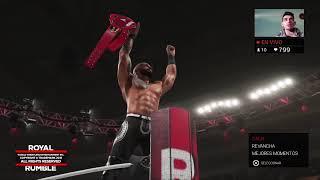 WWE SMACKDOWN LIVE - MODO UNIVERSO #43 -WWE 2K19 -  PS4 -Argentina