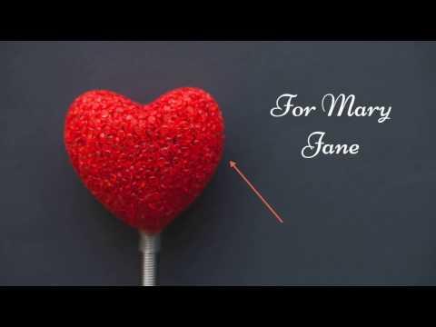 Valentine's Day Template..