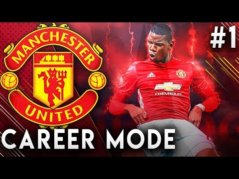 FIFA 19 Manchester United Career Mode EP1 - Bringing Back The Glory Days!!