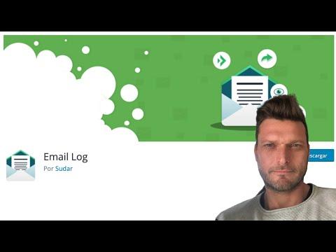 ✅  EMAIL LOG ➡️  Registra los EMAILS de tu WordPress. (Tabla base de datos)