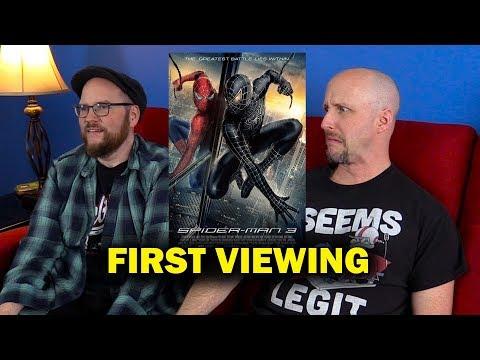 Spider-Man 3 - First Viewing
