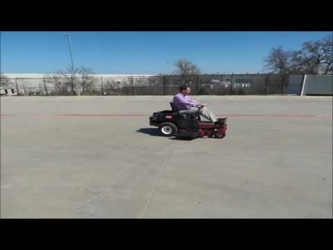Toro MX4260 ZTR lawn mower for sale | no-reserve Internet auction April 19, 2017