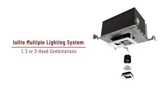 Video: Iolite Multiple Lighting System