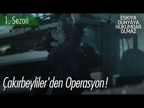 Çakırbeyliler'den operasyon! - EDHO Efsane Sahneler
