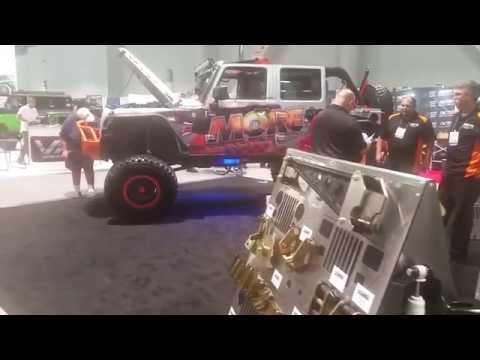2015 Mountin Off-Road at the SEMA Show