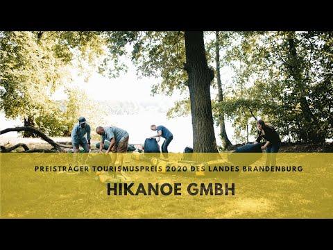Tourismuspreis 2020 des Landes Brandenburg: Hikanoe
