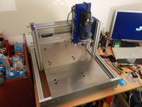 Homemade DIY CNC Project - UCqa3PkBnePdCMMY7qsDqRUg