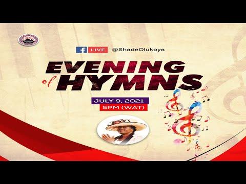 MFM Evening of Hymns with Pastor (Mrs) Shade Olukoya (09-07-2021)