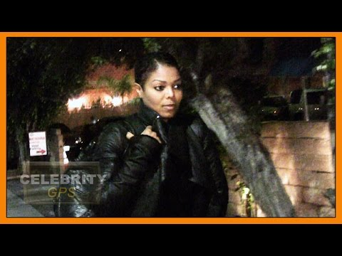 Janet Jackson confirms she is pregnant - Hollywood TV