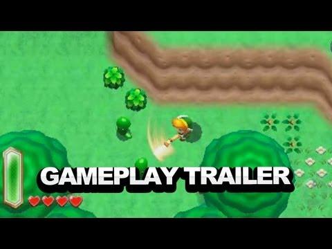 The Legend of Zelda 3DS Gameplay Trailer - UCKy1dAqELo0zrOtPkf0eTMw