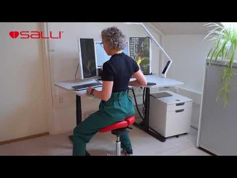 Ergonomic Salli Workstation - optimize your office