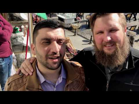 Learn about Syrian Refugees PEACE Relief with Saddleback Church