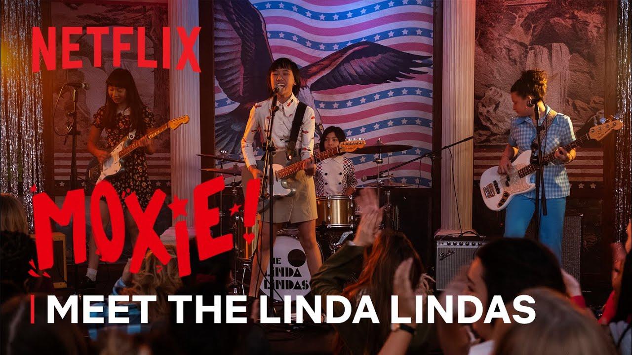 Amy Poehler Introduces Moxie's The Linda Lindas | Netflix
