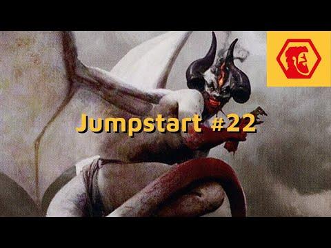 MTGA Jumpstart #22 - Liliana Diabólica