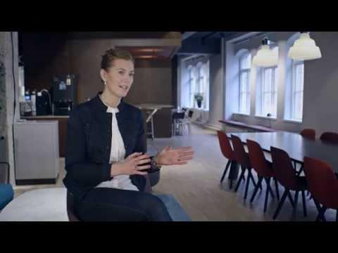 Träffa Ann Bjurström, projektchef
